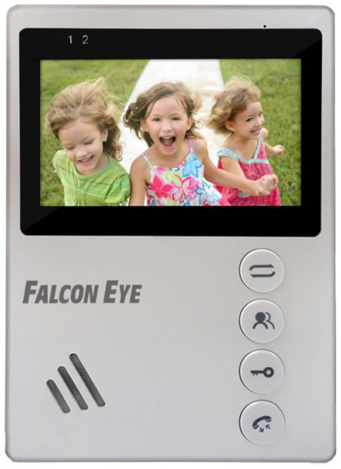 Видеодомофон Falcon Eye Vista белый