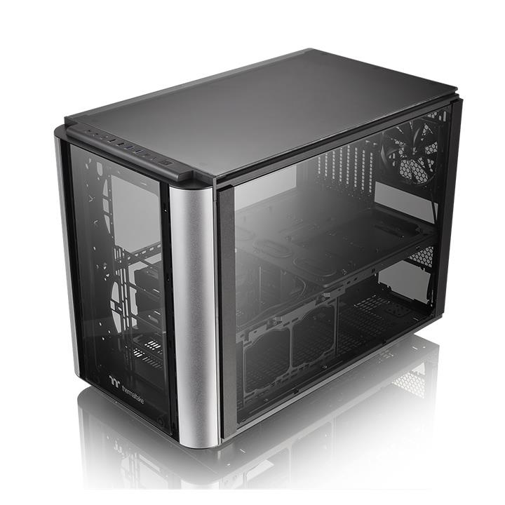 Корпус Thermaltake Level 20 XT черный без БП E-ATX 9x120mm 3x140mm 2xUSB2.0 2xUSB3.0 audio bott PSU