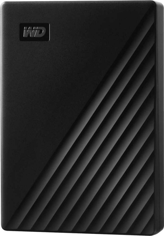 "Жесткий диск WD Original USB 3.0 4Tb WDBPKJ0040BBK-WESN My Passport 2.5"" черный"